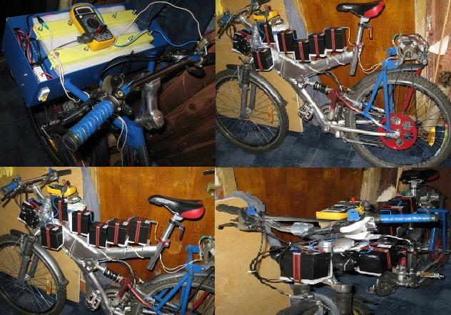 Как модернизировать велосипед своими руками 77