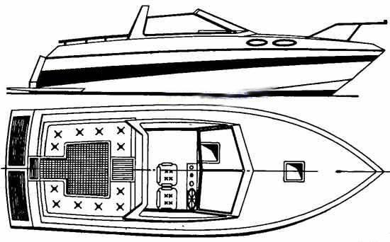 Постройка катера из