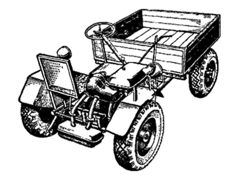 самодельный колесный трактор чертежи ангарец швы термобелье делаются